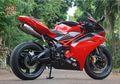 Ducati 848 Paket Hemat, Dibangun dari Minerva Megelli 250 RV!