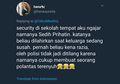 Kocak Banget! Netizen Twitter Posting Nama-nama Kerabatnya yang Lucu