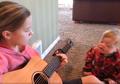 Bikin Haru Mendengarkan Balita Dengan Down Syndrome ini Bernyanyi