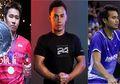 Mesra, Begini Potret Para Atlet Indonesia dengan Pasangannya!