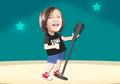 'Telur Dadar' Anak Anji Tuai Pujian, Warganet : Keren! Anak Enggak Nyanyi Lagu Orang Gede Lagi!