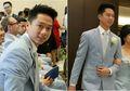 Cantik, Ini Identitas Perempuan Pasangan Kevin Sanjaya di Pernikahan Marcus Gideon!