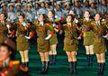 Kim Jong Un Kembali akan Gelar Senam Kolosal nan Menawan meski Baru Saja Kehilangan Pendapatan Asing