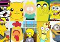 Mengapa Banyak Tokoh Kartun Berwarna Kuning? Ini Dia 3 Alasannya