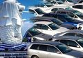 Di Singapura, Harga Mobil Sangat Mahal, Bahkan Anda Harus Siapkan Rp200 Juta Hanya Untuk Bensin Saja!