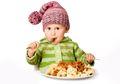 Catat Ini Aturan Makan untuk Si Kecil Agar Ia Tidak Tersedak