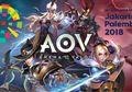 Dipertandingkan di Asian Games, Inilah Permainan Online yang Digemari Anak Kekinian
