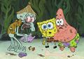 Dari Celana Squidward Hingga Pintu Rumah Patrick Inilah 5 Misteri Kartun Spongebob yang Tak Anda Sadari