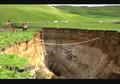 Lubang Raksasa Muncul Tiba-Tiba di Selandia Baru, Apa Penyebabnya?