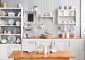 Wah, Dapur Tetap Bisa Cantik dengan Budget Murah, loh, Ini Caranya!