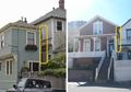 Rumah-rumah Ini Dibangun Berdempet-dempet Hanya untuk Balas Dendam Pemiliknya