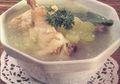 Menu Buka Puasa: Sup Ayam Bening Ala Filipina yang Segar dan Melancarkan Darah