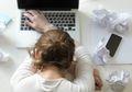 Hati-hati, Terlalu Stres Dapat Membuat Volume Otak Anda Menyusut