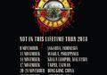 Siap-Siap, Guns N' Roses  Bakal Manggung di Jakarta November Mendatang