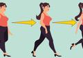 Setelah Puasa Berat Badan Naik, Ikuti Aturan Berjalan ini untuk Menurunkanya