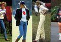 Wow, Ini Gaya Casual Chic Putri Diana yang Memesona Untuk Ditiru!