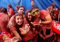 Asal-usul Festival la Tomatina di Spanyol yang Sudah Ada Sejak 1945