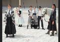 Fashion Show Koleksi Busana Christian Dior Cruise 2019 Terinspirasi oleh Pengendara Rodeo Wanita di Meksiko