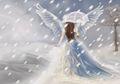 Kisah Malaikat Pelindung yang Selalu Mendampingi Dalam Perjalanan