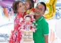 Rayakan Ulang Tahun Thalia, Pesona Sarwendah dalam Balutan Kimono Curi Perhatian