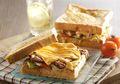 Sulap Roti Tawar jadi Sandwich Ayam Berbumbu yang Cocok di Lidah