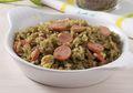 Nasi Goreng Bayam, Kreasi Nasi Goreng Sehat dan Lezat Untuk Santap Malam