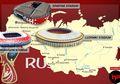 Mengenal 12 Stadion yang Bakal Jadi Arena Pertarungan Piala Dunia 2018