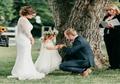 Tak Hanya Ucapkan Janji Nikah ke Istri, Pria Ini Juga Berjanji ke Anak Angkatnya