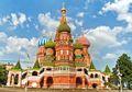 Tak Hanya Stadion Piala Dunia yang Megah, Rusia Punya Gereja Bagai di Negeri Dongeng