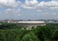 Stadion Tempat Pembukaan Piala Dunia 2018 Ini Bentuknya Mirip Gelora Bung Karno