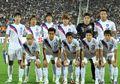 Momen Bedak Pemain Timnas Korea Selatan Luntur karena Air Hujan Setelah Kalah dari Indonesia