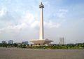 Tiba di Jakarta, Kirab Obor Asian Games Singgah ke 6 Tempat Wisata Ini