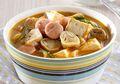 Hangat dan Pedasnya Rasa Sup Jamur Sosis Pedas Ini Bisa Buat Keringat Bercucuran