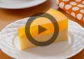 Puding Busa Jeruk yang Mudah Dibuat Ini Siap Maniskan Sore Anda