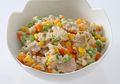 Mari, Sarapan Dengan Bubur Havermut Ayam Sayur yang Praktis dan Sehat