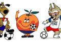 6 Maskot Piala Dunia Yang Dianggap Aneh Sepanjang Masa