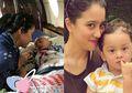 Mual sampai Nafsu Makan Menurun, Waspadi Gejala Tumor Otak yang Diidap Anak Marcella Zalianty
