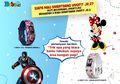 Mau Jam Tangan Pintar Avengers atau Minnie Mouse? Yuk, Ikuti Kuisnya!