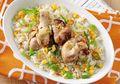 Bikin Chicken Corn Rice Ini Untuk Sarapan Istimewa Besok, Yuk!