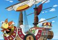5 Kapal Bajak Laut Terkuat di  One Piece, Salah Satunya Thousand Sunny