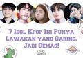 7 Idol Kpop Ini Punya Lawakan yang Garing Lho. Jadi Bikin Gemas!