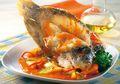 Gurame Terbang ini, Bikin Makan Malam Tampil Beda dan Lebih Menggoda
