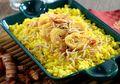 Jangan Ragu Menyajikan Nasi Gurih Kuning yang Sedap untuk Sarapan Praktis