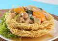 Cita Rasa Oriental dari Resep I Fumi Siram Tahu dan Jamur, Pas untuk Sarapan