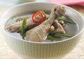 Resep Sop Ayam Kacang Merah Ini Bisa Bikin Santap Malam Terasa Lebih Hangat