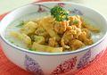 Makan Bubur dengan Sensai Kriuk dengan Resep Bubur Ayam Krispi