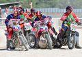 Mengenal Olahraga MotoBall, Sepak Bola Yang Dimainkan Sambil Mengendarai Motor