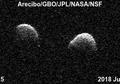 Asteroid Kembar yang Langka dan Unik Ditemukan di Dekat Bumi