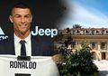 Intip Megahnya Hunian Baru Cristiano Ronaldo di Turin, Sewanya Rp600 Juta per Hari