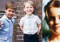 Potret Anggota Kerajaan Saat Berusia 5 Tahun Seperti Pangeran George